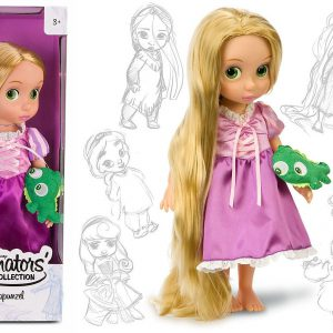 "Disney Store Princess Rapunzel Animators' Collection 16"" Doll: 1st Edition 2011"