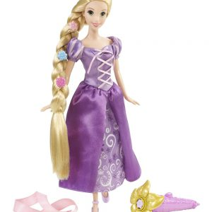 Disney Tangled Featuring Rapunzel Decorate and Style Doll