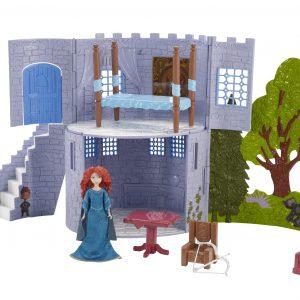 Disney/Pixar Brave Castle & Forest Playset