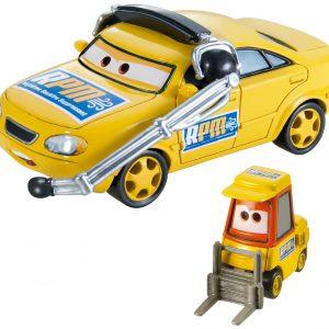 Disney/Pixar Cars Collector Die-Cast Vehicle (2-Pack), Chief RPM and Petrol Pulaski