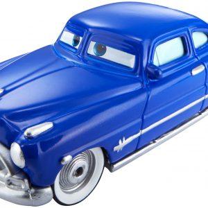 Disney/Pixar Cars, Color Changer, Doc Hudson [Blue to Black] Vehicle