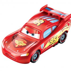 Disney/Pixar Cars, Color Changers, Lightning McQueen [Red to Black] Vehicle