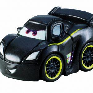 Disney/Pixar Cars, Micro Drifters, Lewis Hamilton, Carla Veloso and Lightning McQueen Vehicle, 3-Pack