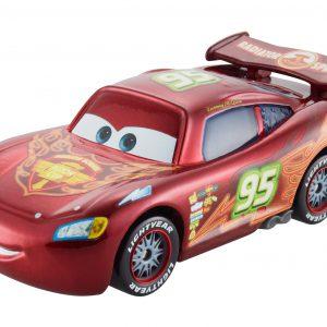 Disney/Pixar Cars Neon Die-Cast, Lightning McQueen