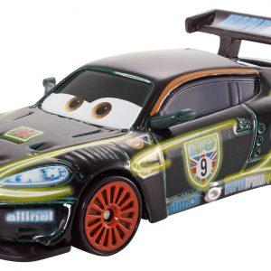 Disney/Pixar Cars Neon Die-Cast, Nigel Gearsly