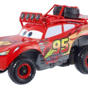 Disney/Pixar Cars RS 500 Wild Racer Lightning McQueen Pullback Vehicle