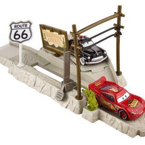 Disney/Pixar Cars Route 66 Speed Trap Launcher