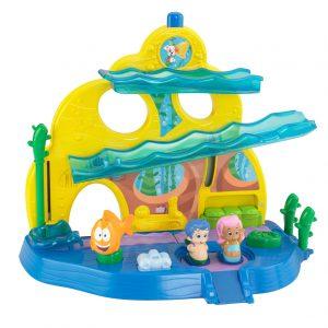 Fisher-Price Bubble Guppies, Swim-Sational School
