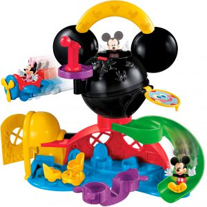 Fisher-Price Disney Mickey Mouse Fly 'n Slide Clubhouse