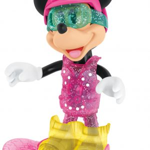 Fisher-Price Disney Minnie, Mouse Deluxe Winter Bowtique