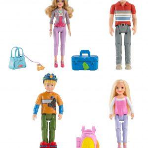 Fisher-Price Loving Family Dollhouse Bundle
