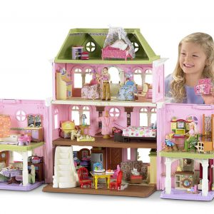 Fisher-Price Loving Family Grand Dollhouse(Discontinued by manufacturer)