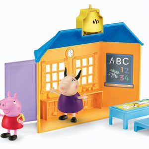 Fisher-Price Peppa Pig: Peppa's Favorite Places School House Playset
