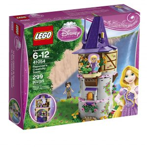 LEGO Disney Princess Rapunzel's Creativity Tower 41054 (Discontinued by manufacturer)