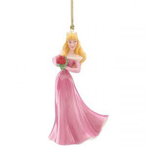 Lenox Disney's Sleeping Beauty A Bouquet for Beauty Ornament