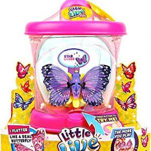 Little Live Pets Butterfly House - Star Wings