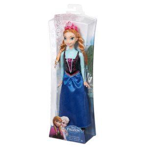 Mattel Disney Frozen Sparkle Princess Anna Doll