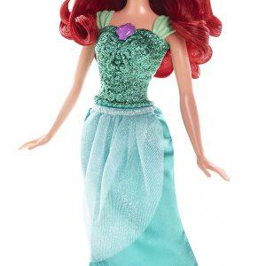 Mattel Disney Sparkle Princess Ariel Doll