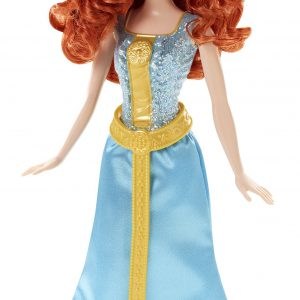 Mattel Disney Sparkle Princess Merida Doll