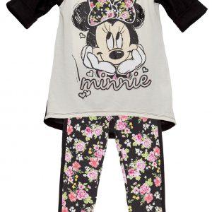 Minnie Mouse Big Girls Tunic Set