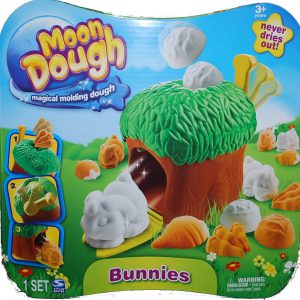 Moon Dough Bunny Tree