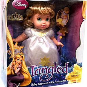 My First Disney Princess Baby Deluxe Rapunzel