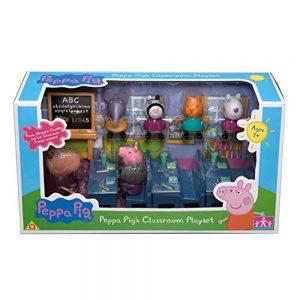 Peppa Pig Character Options Classroom Playset