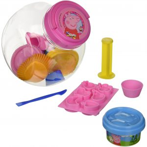 Peppa Pig Cupcake Dough Play Set