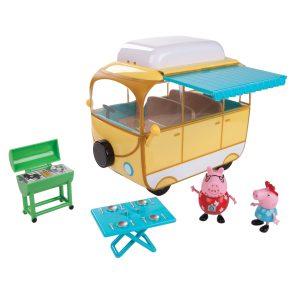 Peppa Pig Family Campervan Large Vehicle