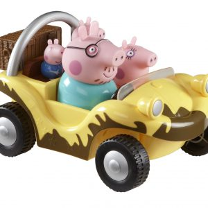 Peppa Pig Mudy Puddle Adventure Buggy With Theme Tune & Sound