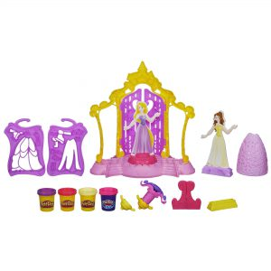 Play-Doh Disney Princess Design-a-Dress Boutique Set