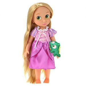 Rapunzel with Disney animator collection Doll Pascal