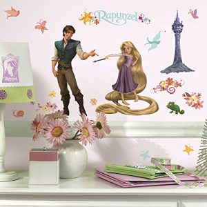 RoomMates Disney Rapunzel Peel and Stick Wall Decal
