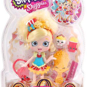 Shopkins Shoppies S1 Doll Pack Popette