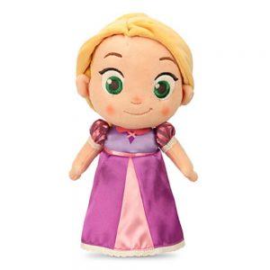 Tangled Disney Park 12 inch Toddler Rapunzel from Plush Doll New