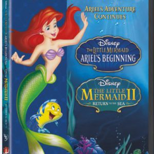 The Little Mermaid II and Ariel's Beginning: 2-Movie Collection
