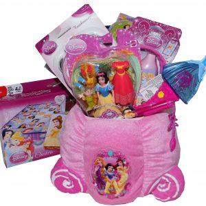 The Luxurious Disney Princess Gift Basket - Perfect for Easter, Christmas, Birthdays, Get Well, and Other Occasion!