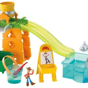 Toy Story Slide 'n' Surprise Playground Playset