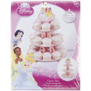 Wilton 1512-7475 Disney Princess Cupcake Stand