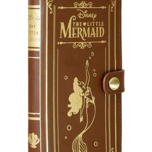 iPhone 6 (4.7 inch) Disney Princess characters Old Book Case Little Mermaid Ariel